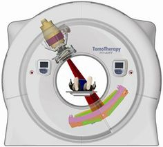 tomotherapy unit brings the newest technology in radiation therapy