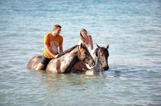 Riding levels will have the unique and extraordinary opportunity to experience an unbelievable Swimming With Horses In The KwaZulu-Natal North Coast.