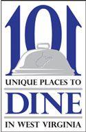101 Unique Places to Dine in West Virginia