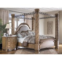 king size canopy bed | king canopy bed – south coast california king panelcanopy bed bisque ...I would like it better in a darker finish
