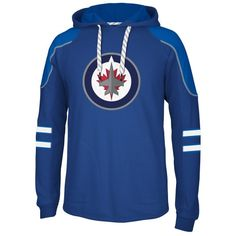 17e6b63f4 Winnipeg Jets Pullover Nhl Apparel