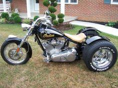 indian motorcycle trike   Indian Scout Trike.