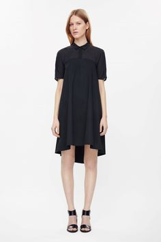 fw/15, COS   Flared A-line dress