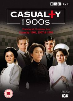 Casualty 1900s - Complete Series - 4-DVD Box Set ( London Hospital ) ( Casualty 1906 / Casualty 1907 / Casualty 1909 ) more would been wonderful.