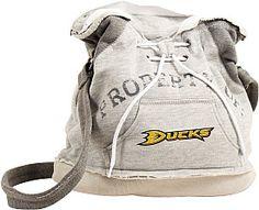 Little Earth Anaheim Ducks Hoodie Duffel Bag - Shop.NHL.com