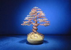Bonsai Sculpture Wire tree in Chinese Penjing style