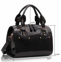 Laukku, musta Studded Fashion 37,90€
