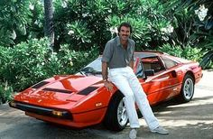 The Coolest Cars on TV - Ferrari 308 GTS - Magnum, P.I.