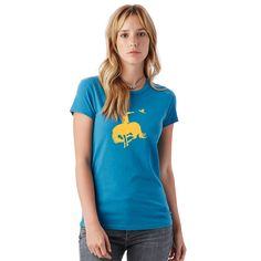 Bucking Horse Tee - Organic Cotton [NEW]