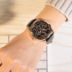 $9.29 (Buy here: https://alitems.com/g/1e8d114494ebda23ff8b16525dc3e8/?i=5&ulp=https%3A%2F%2Fwww.aliexpress.com%2Fitem%2FLuxury-Rhinestone-Glitter-Watch-Women-Watches-Fashion-Brand-Genuine-Leather-Diamond-Ladies-Watch-Hour-Clock-relogio%2F32797974691.html ) Luxury Rhinestone Glitter Watch Women Watches Fashion Brand Genuine Leather Diamond Ladies Watch Hour Clock relogio feminino for just $9.29