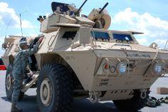 Armored Military Vehicles To Patrol Wisconsin Neighborhoods Photo