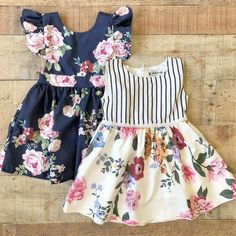 Summer Time Dresses | Jane | How adorable! #ad