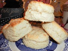 I have been using this recipe for years from the first cookbook that I ever owned, my Betty Crockers Big Red Cookbook, from my high school home economics class. I make these for my mom, and she loves them. Having my moms seal of approval guarantees these are good because she knows her biscuits. My moms mother (my grandma) made handmade biscuits two to three times every single day during my moms childhood growing up on a farm.