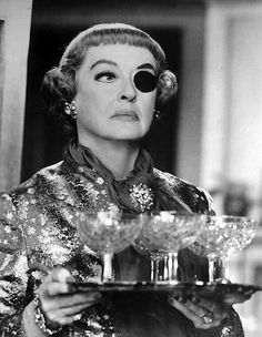 "Bette Davis in ""The Anniversary"",a 1968 British black comedy film directed by Roy Ward Baker ."