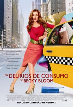 os delirios de consumo de becky bloom - Amy Adams