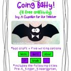 Your little ones will go batty for this little craft! Grab your copy to create a fun bat craft and complete your choice of writing prompt! Includ...