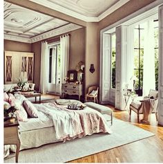 White brown pink combo