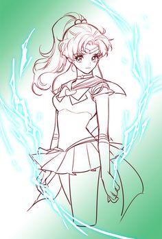 Sailor Jupiter _ #Supers