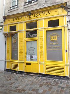 Sacha Finkelsztajn www.laboutiquejaune.com #paris