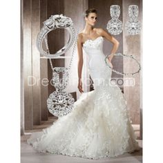 """""""I Do"""" by carrie-wilson-ross on Polyvore Moissanite, Mermaid Wedding, Carrie, One Shoulder Wedding Dress, Favorite Things, Wedding Dresses, Polyvore, Fashion, Bride Dresses"""