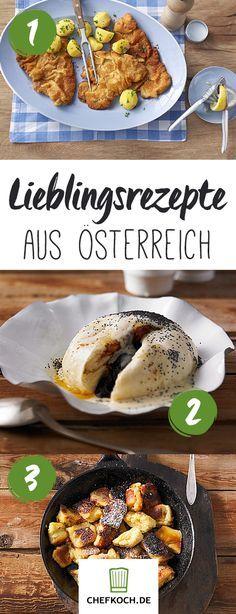 Österreichische Küche – Kaffeehausflair und Hüttenzauber