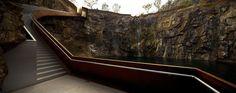 *채석정원 [ THUPDI & Tsinghua University, Beijing ] Quarry Garden in Shanghai Botanical Garde