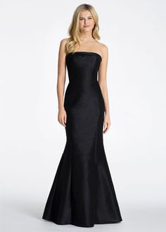 Discover the Hayley Paige Occasions 5620 Bridesmaid Dress. Find exceptional Hayley Paige Occasions Bridesmaid Dresses at The Wedding Shoppe Black Bridesmaid Dresses, Bridal Dresses, Girls Dresses, Bridesmaids, Party Dresses, Wedding Gowns, Black Mermaid Dress, Bridal Reflections, Special Occasion Dresses