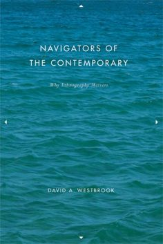 Navigators of the Contemporary. Water and Type. It seems to be the shortcut to an understated cover that works.