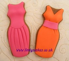 Fitted Dress Cookie Cutter by Lindy Smith