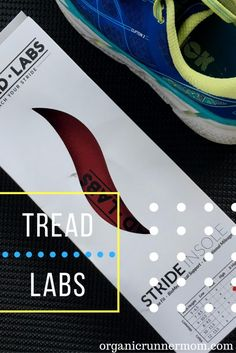Tread Labs Stride Insole for Running. Your feet will thank you!