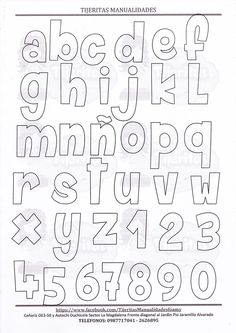 Doodle Lettering, Creative Lettering, Types Of Lettering, Alphabet Templates, Alphabet Stencils, Bubble Letter Fonts, Studying Funny, Cute Coloring Pages, Drawing Letters