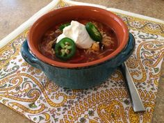 Heart healthy, protein packed, quinoa chili.| #quinoa #proteinpacked #comfortfood