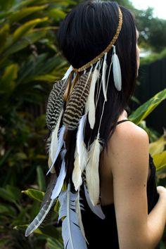Addax, Accesorios de plumas