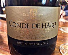 El Alma del Vino.: Bodegas Muga Cava Conde de Haro Brut Vintage 2012