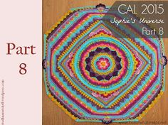 Find all the information for Sophie's Universe, including pattern links, video links, yarn packs and photographs. Resources Photo Tutorial by Dedri Uys Add the Free Pattern to your Ravelry Li… Motif Mandala Crochet, Crochet Squares, Crochet Patterns, Knitting Videos, Crochet Videos, Crochet Toys, Universe Videos, Photo Tutorial, Craft Videos