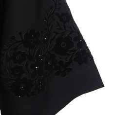 Black Velvet Abaya Abayas, Black Denim Shorts, Black Velvet, Shopping, Women, Fashion, Moda, Black Jean Shorts, Fashion Styles