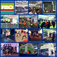 This year's attendees enjoyed their PAVIGYM time #FIBO2015