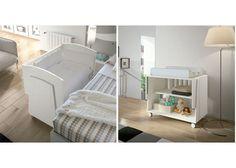 Dormitorio principal con Minicuna COLECHO
