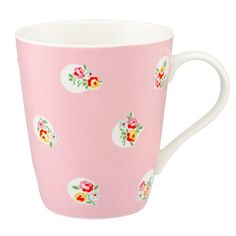 Floral Spot Stanley Mug