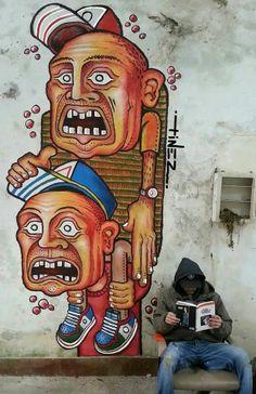 Artist |▬► Tinez Very nice artist.