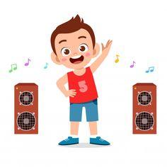 Feliz garoto bonitinho garoto treino com. Kids Cartoon Characters, Cartoon Kids, Happy Mom, Happy Kids, Sick Kids, Kids Boys, Camping Crafts For Kids, Music Illustration, Boy Character