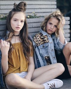 Jayden Bartels and Vandy Jaidenn Tween style 2017