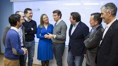 Feijóo entra en campaña y se erige en único garante de la estabilidad | Galicia | EL PAÍS