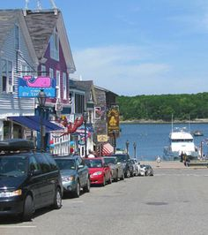 Visit Maine - Top 10 Maine Towns - Portland, Bar Harbor, Kennebunkport and Kennebunk, Ogunquit, Camden, York, Old Orchard Beach, Boothbay Harbor, Rockport, Castine.  All the specifics are at the link...