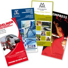 Dinoprint.com.au - Take Your Businesses to an Unimaginable Height With Flyers