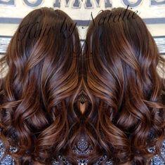 Frische Balayage Braune Haare Ideen - Besten Frisur Stil