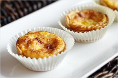 Portuguese Egg Tarts Recipe | Easy Delicious Recipes at RasaMalaysia.com