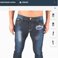 Vaya vicio esto de diseñar tus tejanos online!!! @markgifer #barcelona #tienda #jeans #custom #igersbcn #instagood #skinnyjeans #bluejeans #rippedjeans #igersbarcelona #barcelonainspira