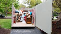 View our cheap prices on roll off dumpster rental services for Wichita, KS. Call Heartland Recycling Services today for a free dumpster rental quote. Trash Removal, Rubbish Removal, Waste Removal, Rent A Dumpster, Roll Off Dumpster, Junk Removal Service, Removal Services, Junk Hauling