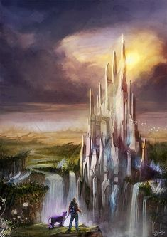 Tower of Memory by ~flaviobolla on deviantART